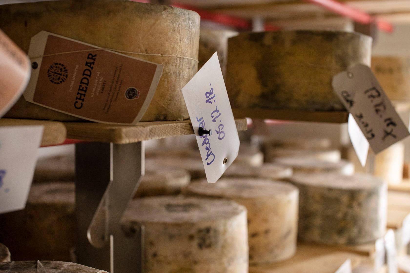 oster til lagring
