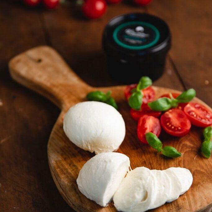 Mozzarella fra Vuku Gårdsmeieri