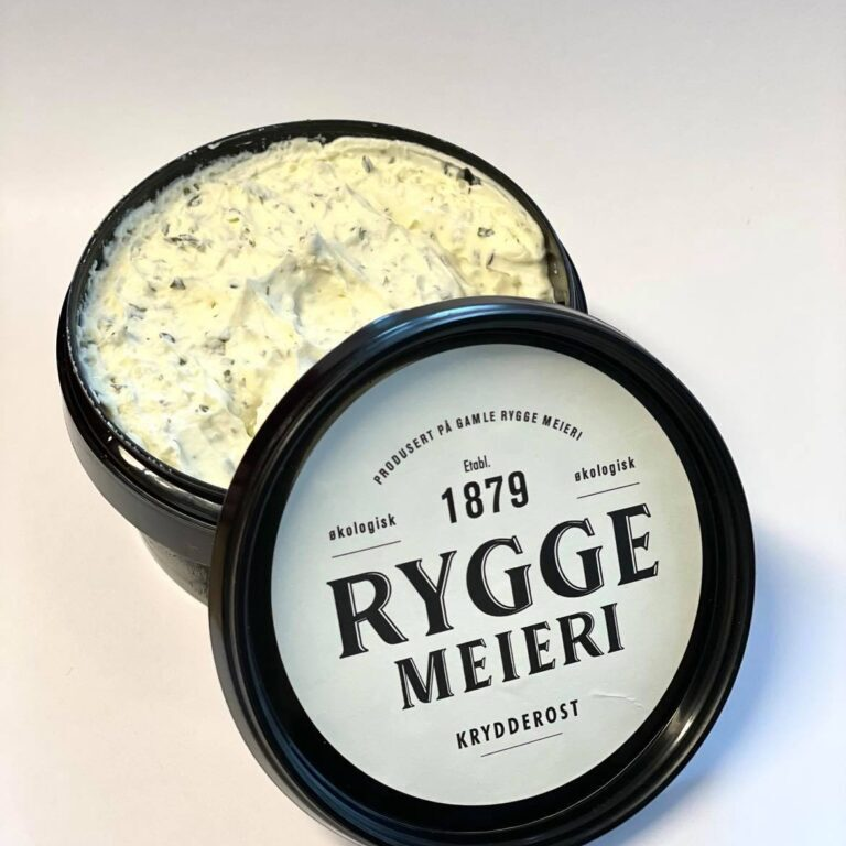 Krydderost fra Rygge Meieri