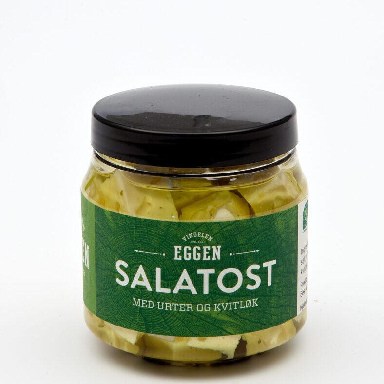 Salatost fra Eggen Gardsysteri