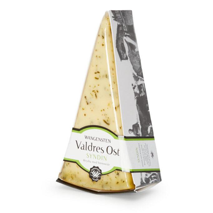 Syndin ost fra Valdres