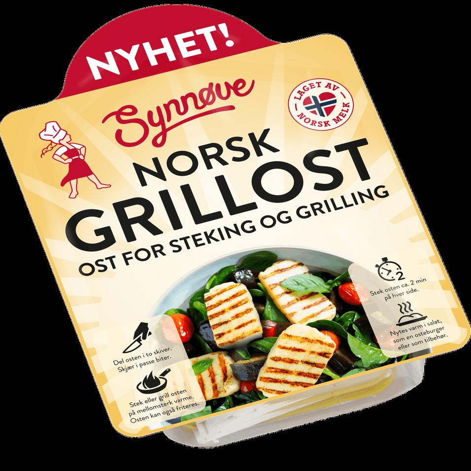Synnøve Norsk Grillost